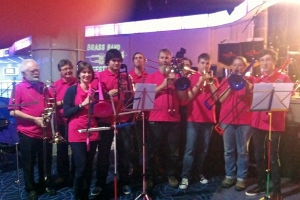 2015 Trombones Against Breast Cancer (Butlins)